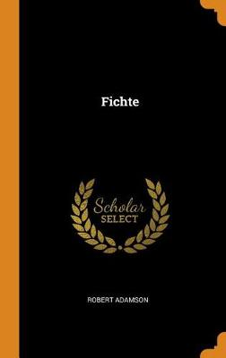 Fichte by Robert Adamson