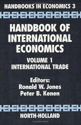 Handbook of International Economics by Peter B. Kenen