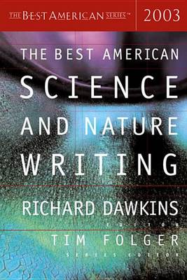 Best American Science and Nature Writing 2003 book