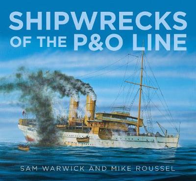 Shipwrecks of the P&O Line book