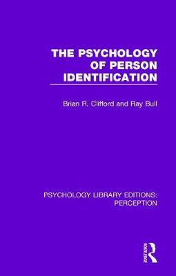 The Psychology of Person Identification book