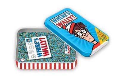 Where's Wally? The Totally Terrific Tin by Martin Handford