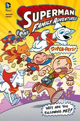 Super-Pets! book
