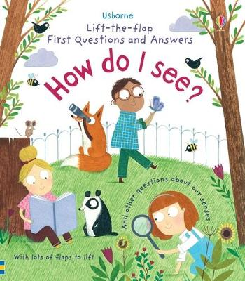 How Do I See? book