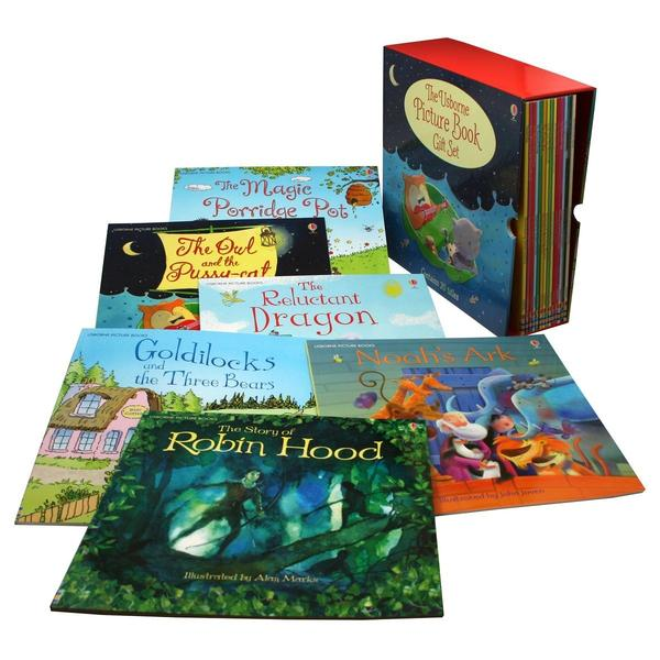 Usborne Picture Book Gift Set 20 by Various