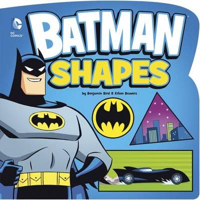 Batman Shapes by Benjamin Bird