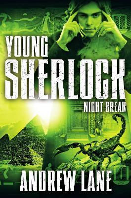 Night Break by Andrew Lane