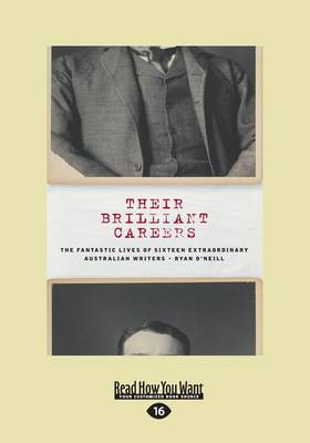 Their Brilliant Careers by Ryan O'Neill