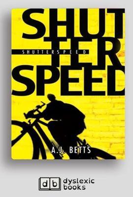 ShutterSpeed by A.J. Betts