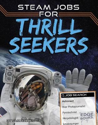 Steam Jobs for Thrill Seekers book