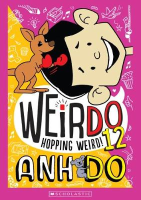 WeirDo #12: Hopping Weird! book