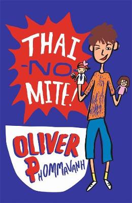 Thai-no-mite! book