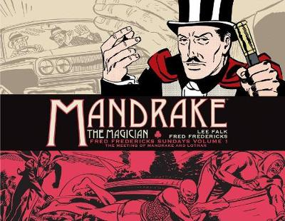 Mandrake the Magician by Lee Falk