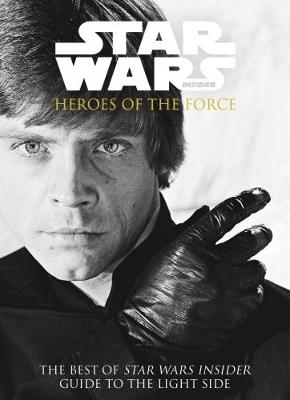 Star Wars - Heroes of the Force book