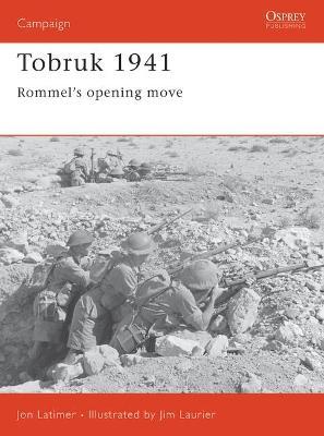 Tobruk 1941 by John Latimer
