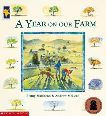 Year on our Farm by Penny Matthews