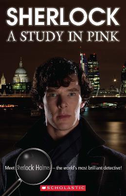 Sherlock: A Study in Pink by Paul Shipton