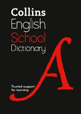 Collins School Dictionary book