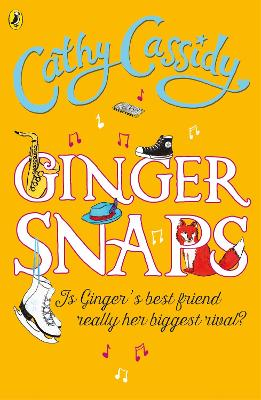 GingerSnaps book
