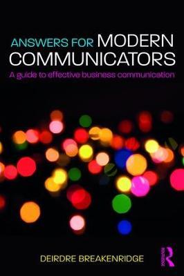 Answers for Modern Communicators book