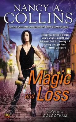 Magic And Loss book