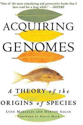 Acquiring Genomes by Lynn Margulis
