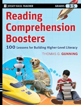 Reading Comprehension Boosters book