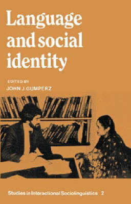 Language and Social Identity book