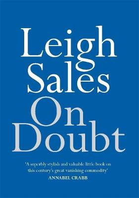 On Doubt book
