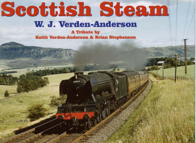 Scottish Steam by K. Anderson