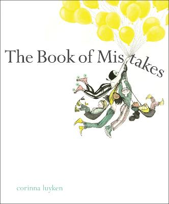 Book of Mistakes book