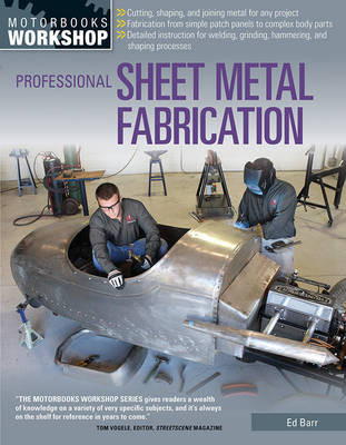 Professional Sheet Metal Fabrication by Ed Barr