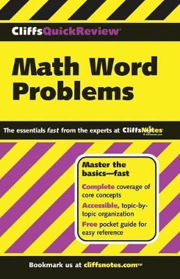 Math Word Problems book