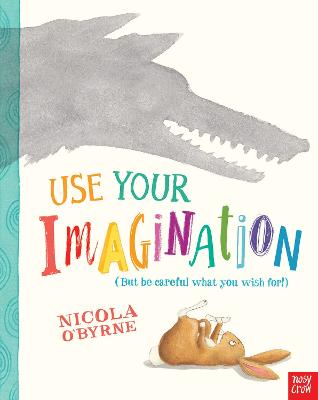 Use Your Imagination book