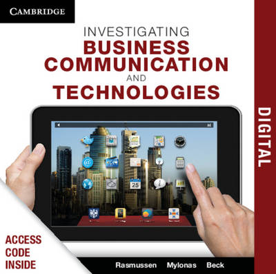 Investigating Business Communication and Technologies PDF Textbook by Rhonda Rasmussen