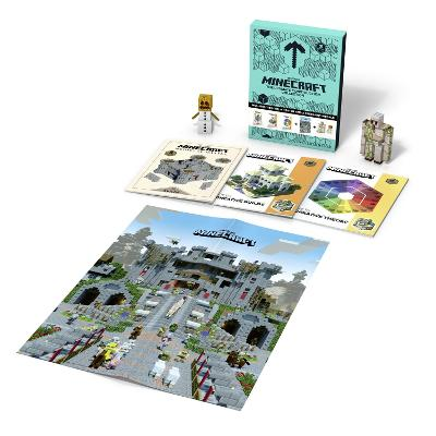 Minecraft The Ultimate Construction Collection Gift Box by Minecraft