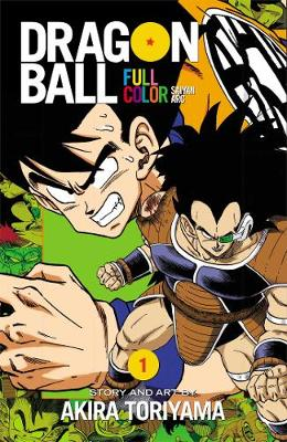 Dragon Ball Full Color, Vol. 1 by Akira