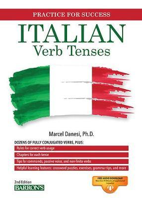 Italian Verb Workbook by Marcel Danesi
