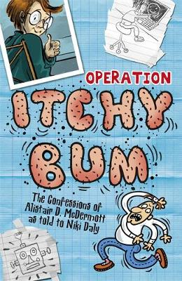 Operation Itchy Bum by Niki Daly