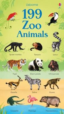 199 Zoo Animals by Hannah Watson
