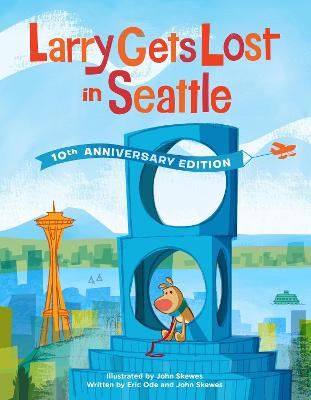 Larry Gets Lost In Seattle by John Skewes