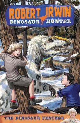 Robert Irwin Dinosaur Hunter 4 by Robert Irwin