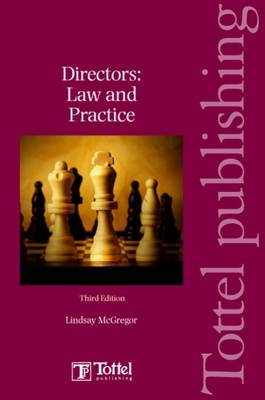 Directors: Law and Practice book