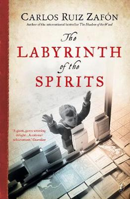 The Labyrinth of the Spirits book