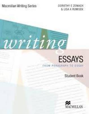 Writing Essays by Macmillan