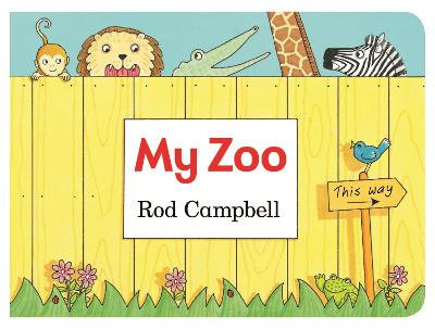 My Zoo by Rod Campbell