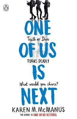 One Of Us Is Next by Karen McManus