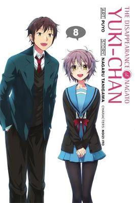 Disappearance of Nagato Yuki-chan, Vol. 8 by Nagaru Tanigawa