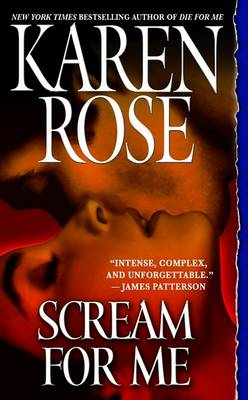 Scream for Me book