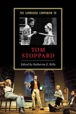 Cambridge Companion to Tom Stoppard book